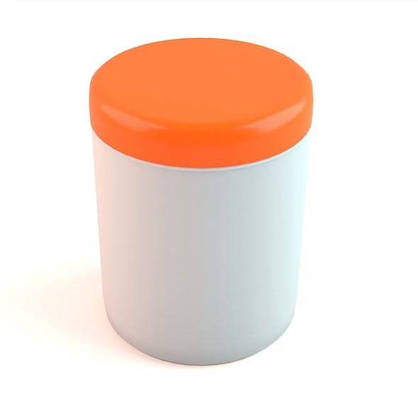 Jar 01 - 3DOcean Item for Sale