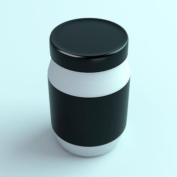 Jar 03 - 3DOcean Item for Sale