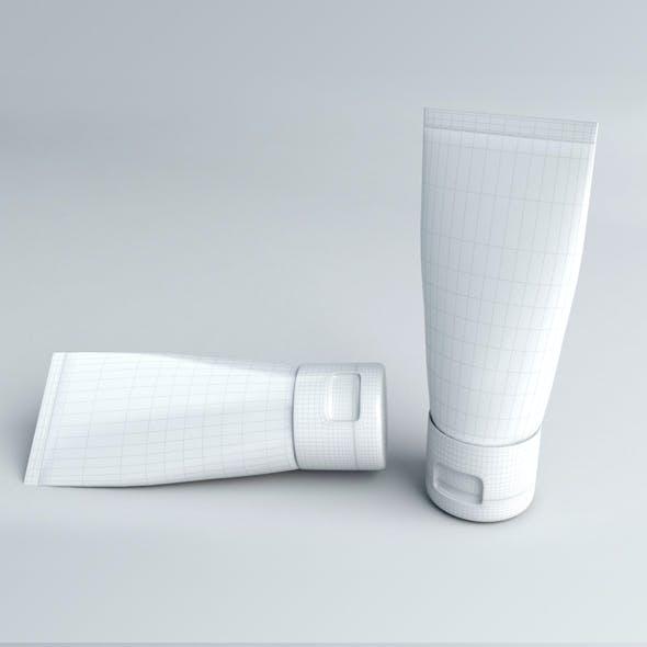 Cosmetic Cream Tubes