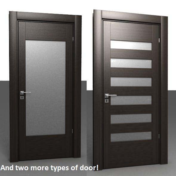 4 Doors Set