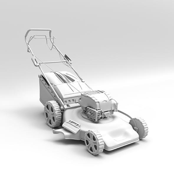 lawnmower - 3DOcean Item for Sale