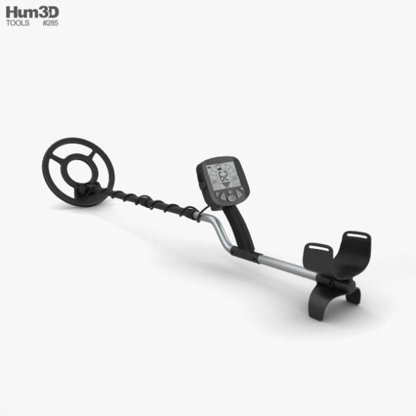 Metal Detector - 3DOcean Item for Sale