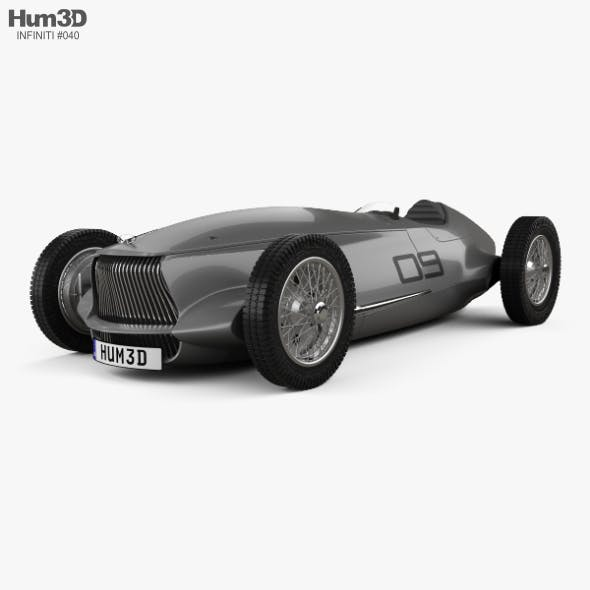 Infiniti Prototype 9 2017