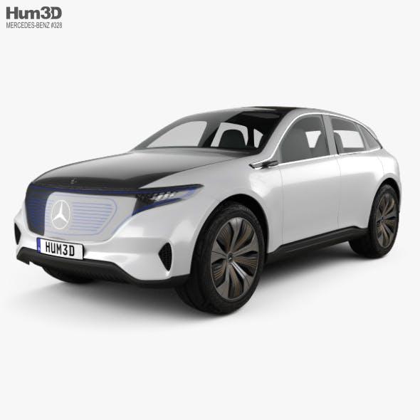 Mercedes-Benz EQ 2017 - 3DOcean Item for Sale