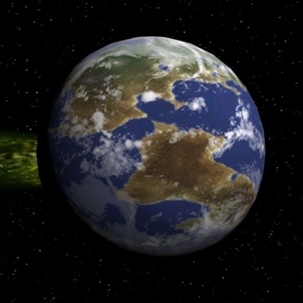 Planet Xzureo