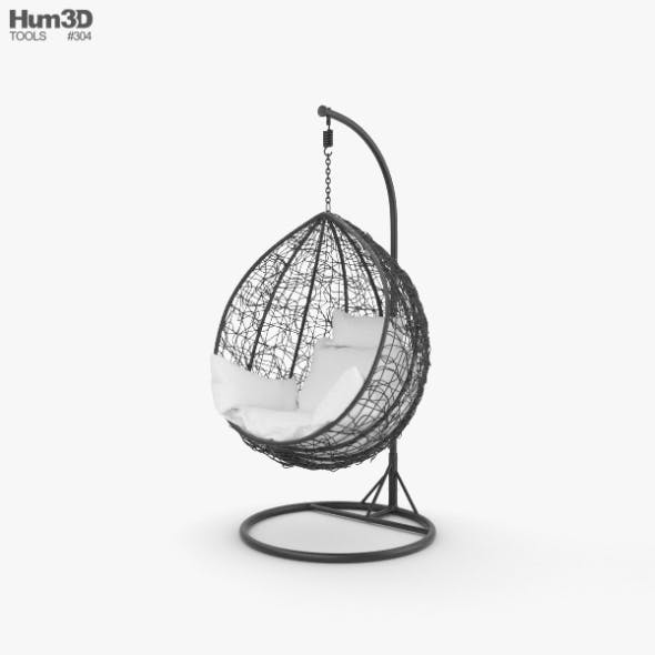 Hanging Chair - 3DOcean Item for Sale