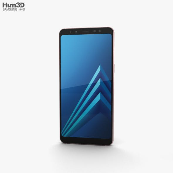 Samsung Galaxy A8 (2018) Blue