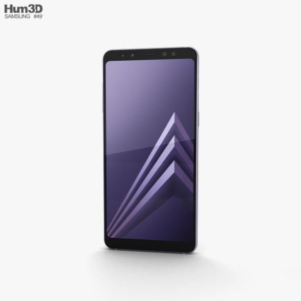 Samsung Galaxy A8 (2018) Orchid Grey - 3DOcean Item for Sale