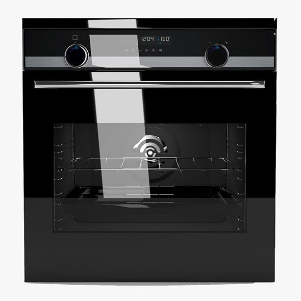 Siemens Single oven Brand Value Class  IQ500 - 3DOcean Item for Sale