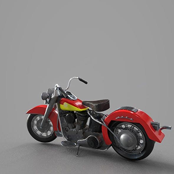 Harley Davidson Bike Vintage