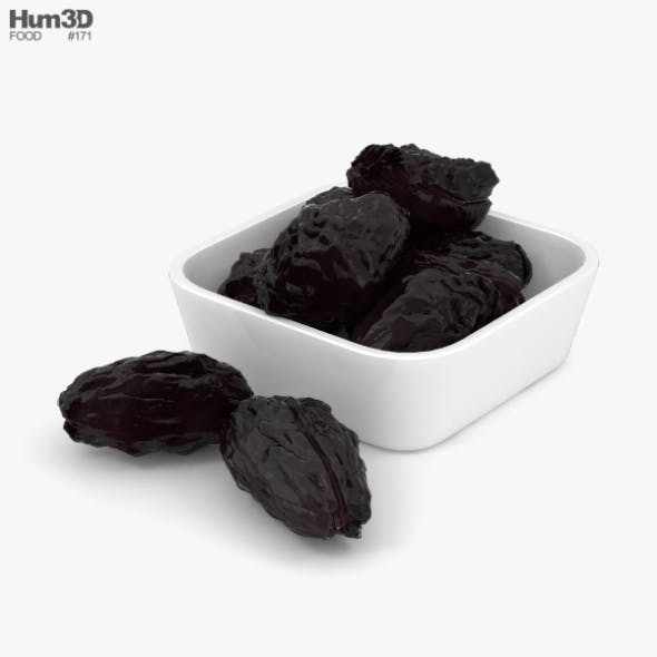 Prunes - 3DOcean Item for Sale