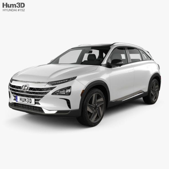 Hyundai Nexo 2019 - 3DOcean Item for Sale