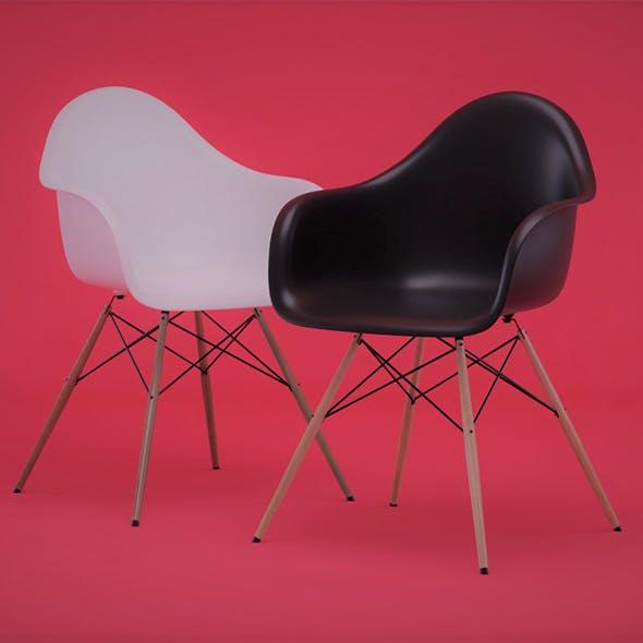 DAW Armchair - 3DOcean Item for Sale