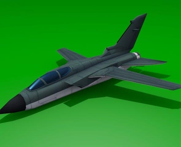 Panavia Tornado GR4 - 3DOcean Item for Sale