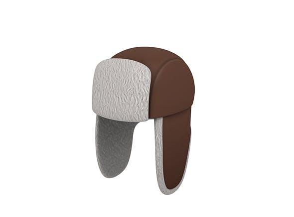 Fur Hat - 3DOcean Item for Sale
