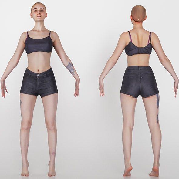 Woman sport 04
