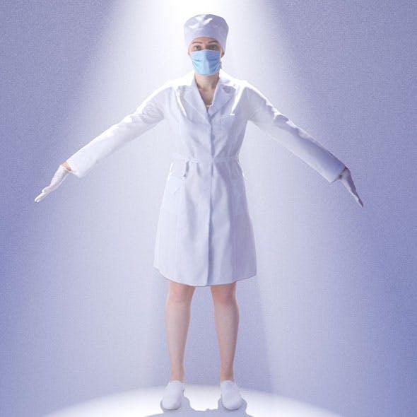 Surgical nurse 01