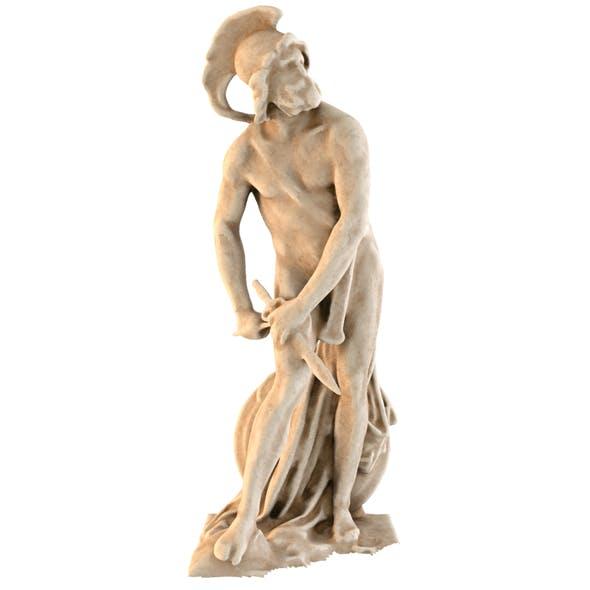 STATUE OF PHILOPOEMEN - 3DOcean Item for Sale
