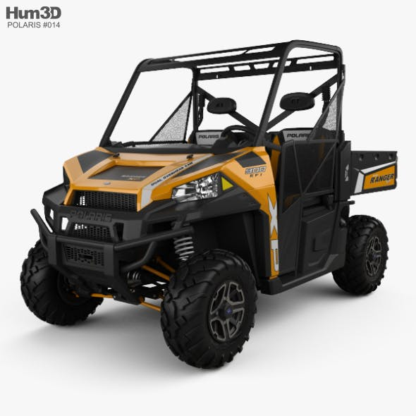Polaris Ranger XP 900 2013