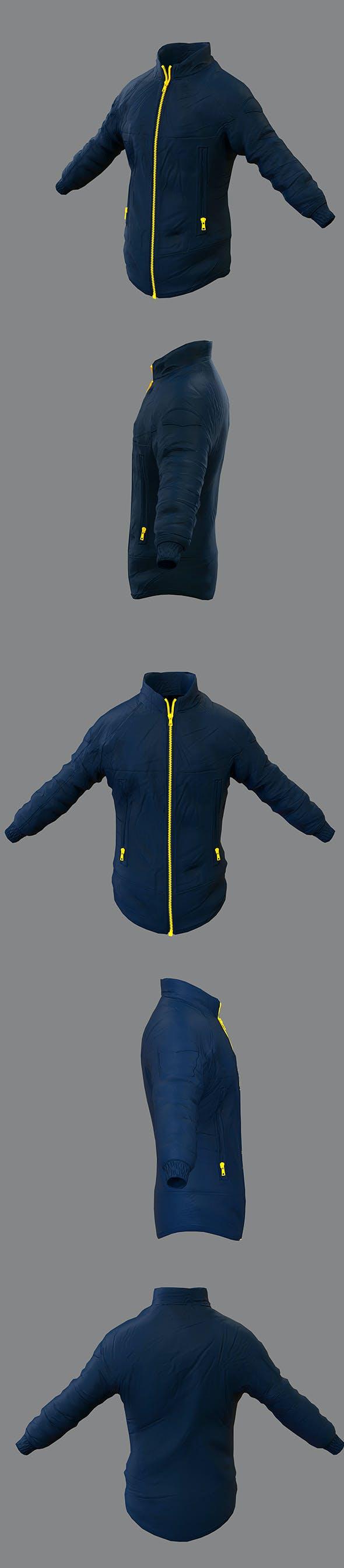 Hiking Jacket - 3DOcean Item for Sale