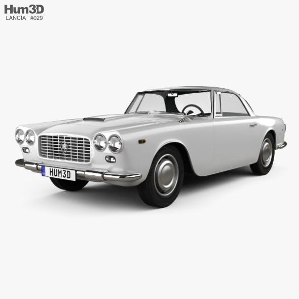 Lancia Flaminia GT 3C 1963 - 3DOcean Item for Sale