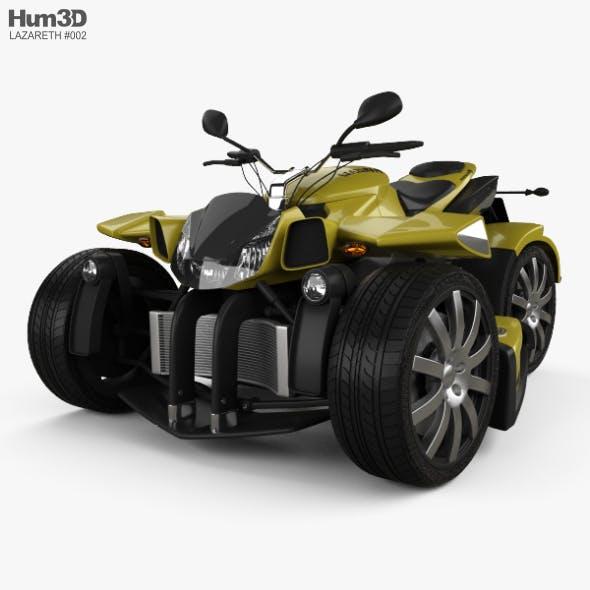 Lazareth Wazuma R1 2013 - 3DOcean Item for Sale