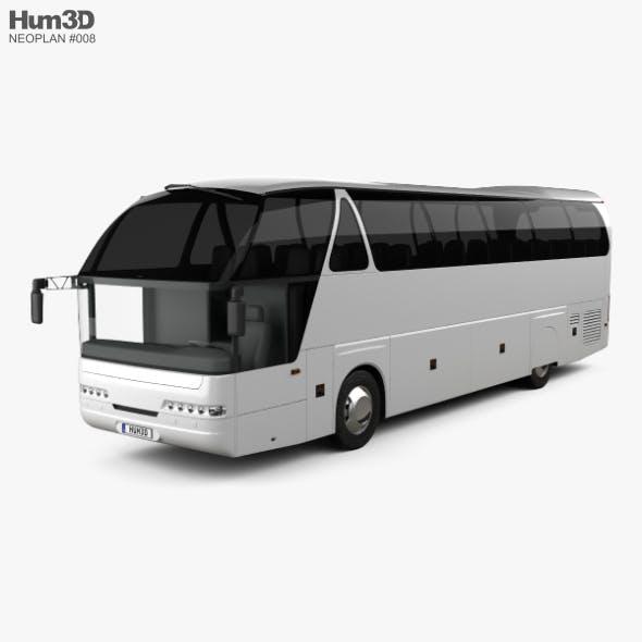 Neoplan Starliner N 516 SHD Bus 1995 - 3DOcean Item for Sale