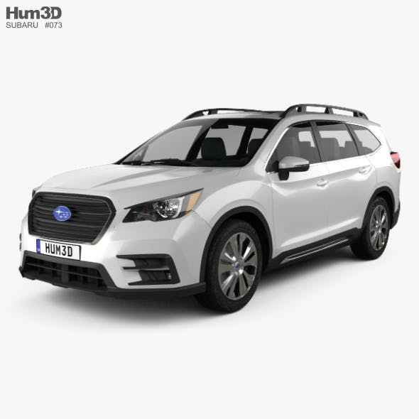 Subaru Ascent Touring 2018 - 3DOcean Item for Sale