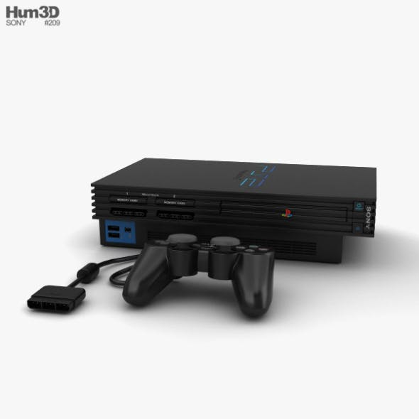 Sony PlayStation 2 - 3DOcean Item for Sale