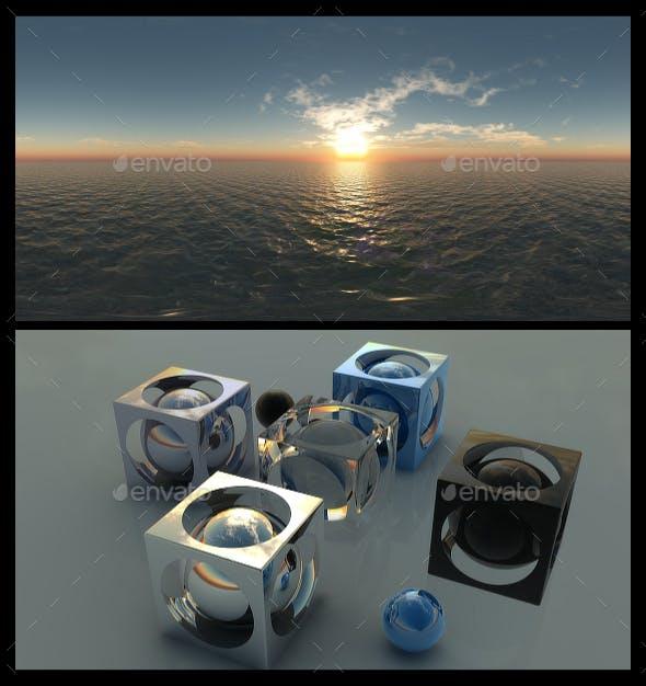 Ocean Dawn 16 - HDRI - 3DOcean Item for Sale