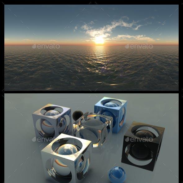 Ocean Dawn 16 - HDRI