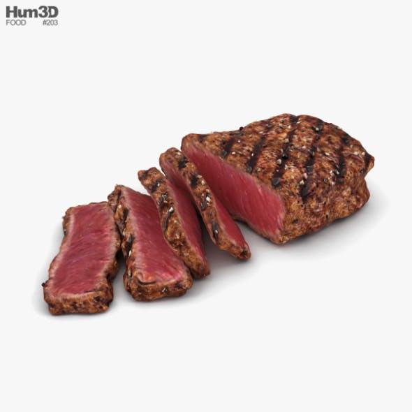 Medium Rare Steak - 3DOcean Item for Sale