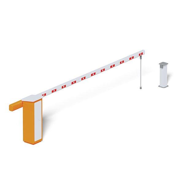 Traffic Barrier 3D Model - 3DOcean Item for Sale