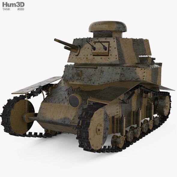 T-18 - 3DOcean Item for Sale