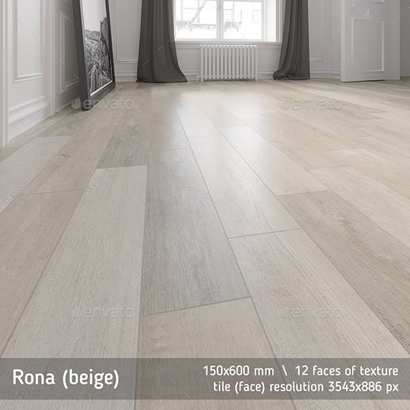 Rona beige floor tile by Golden Tile - 3DOcean Item for Sale