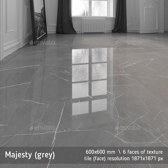 Majesty grey floor tile by Golden Tile - 3DOcean Item for Sale