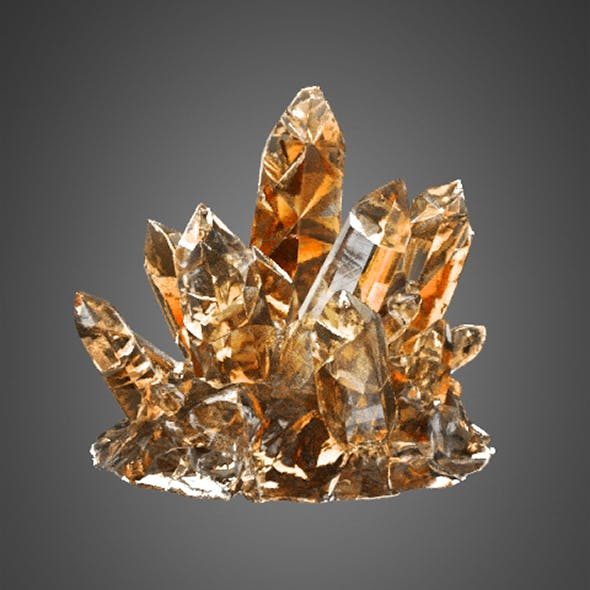 Crystal - 3DOcean Item for Sale