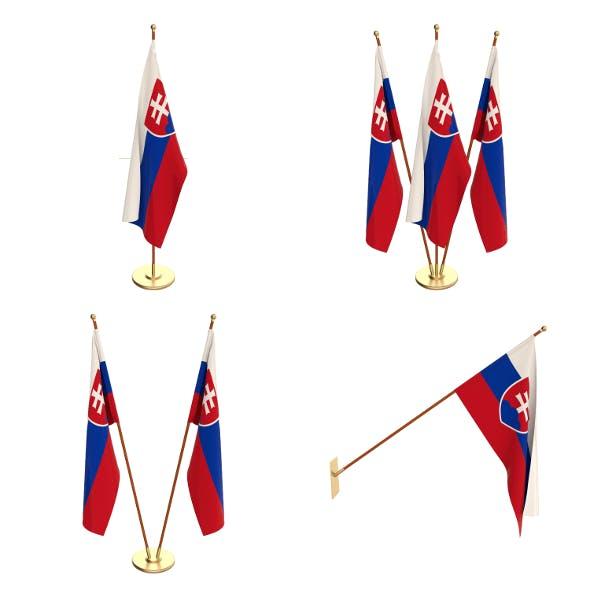 Slovakia Flag Pack