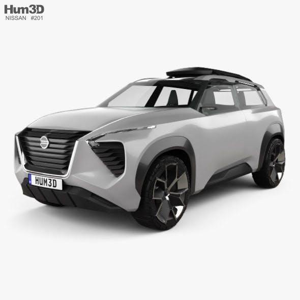 Nissan Xmotion 2018