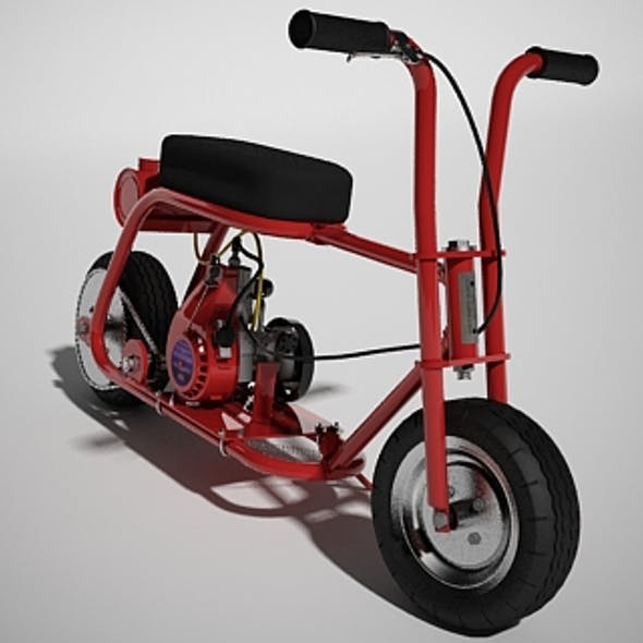 Tom Thumb Mini Bike