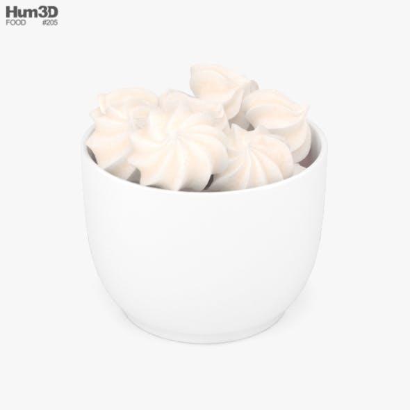 Meringue - 3DOcean Item for Sale