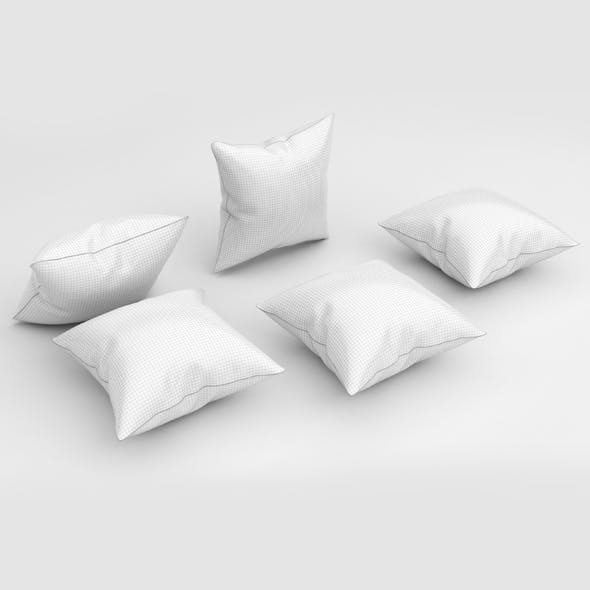 Pillows 11 - 3DOcean Item for Sale