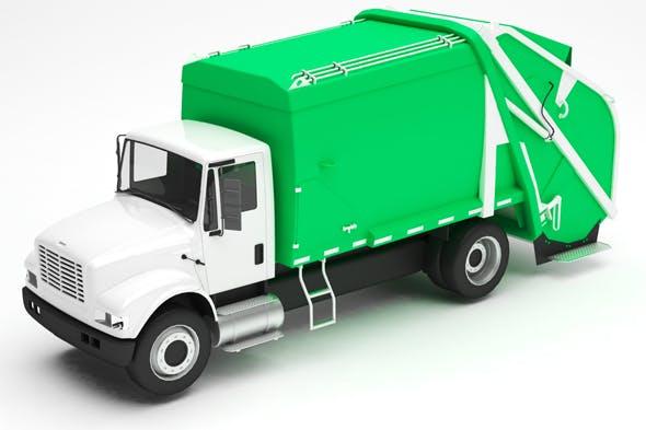 Garbage - 3DOcean Item for Sale