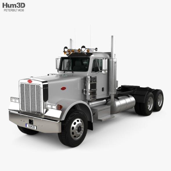 Peterbilt 378 Tractor Truck 2006 - 3DOcean Item for Sale