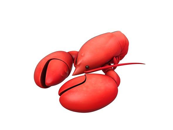 Lobster - 3DOcean Item for Sale