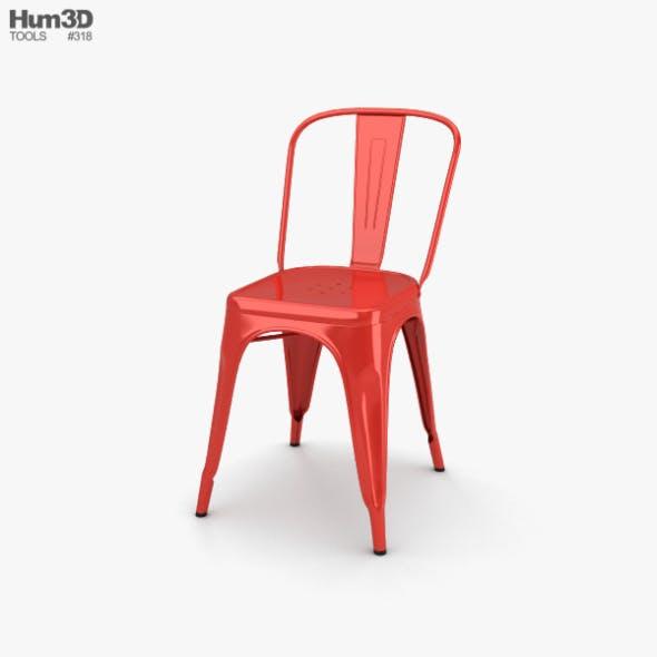 Tolix Chair - 3DOcean Item for Sale
