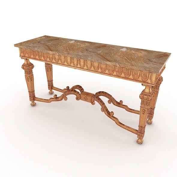 Console Table - 3DOcean Item for Sale