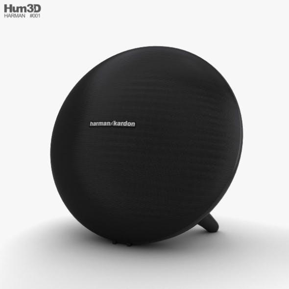 Harman Kardon Onyx Studio 4 BT - 3DOcean Item for Sale