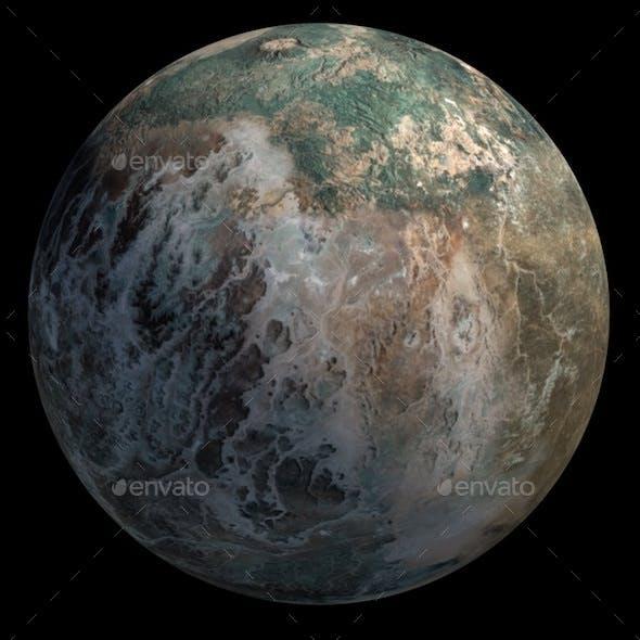 Planet Arnessk - 3DOcean Item for Sale