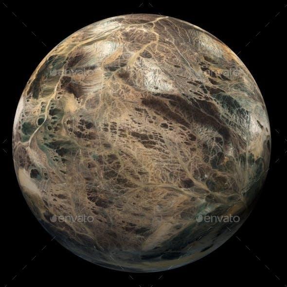 Planet Bog - 3DOcean Item for Sale